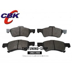 CBK Front Brake Pads D857 CBK (5019803AA, 5019804AA) for CHRYSLER TOWN & COUNTRY DODGE GRAND CARAVAN
