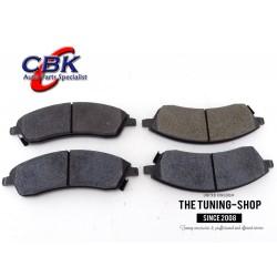 Front Brake Pads D10115 CBK For INFINITI QX56 NISSAN ARMADA PATHFINDER TITAN
