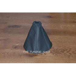 FORD MONDEO MK3 01-03 GEAR GAITER GREY LEATHER NEW