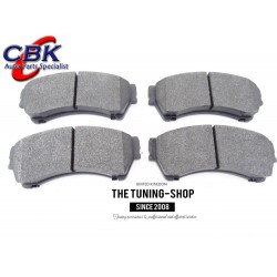 Rear Brake Pads D1161 CBK For FORD FUSION LINCOLN MKZ ZEPHYR MAZDA 6 MERCURY MILAN