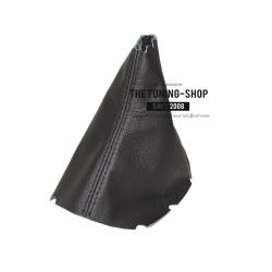 FOR  TOYOTA COROLLA VERSO 2004-2008 GEAR GAITER BLACK LEATHER SHIFT BOOT NEW
