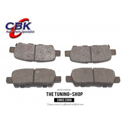 Rear Brake Pads D1288 CBK For INFINITI EX35 FX35 G35 G37 M35 M45