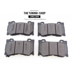 Front Brake Pads D1346 UAP For INFINITI FX50 G37 M37 M56 Q50 Q60 Q70 QX70 NISSAN370Z