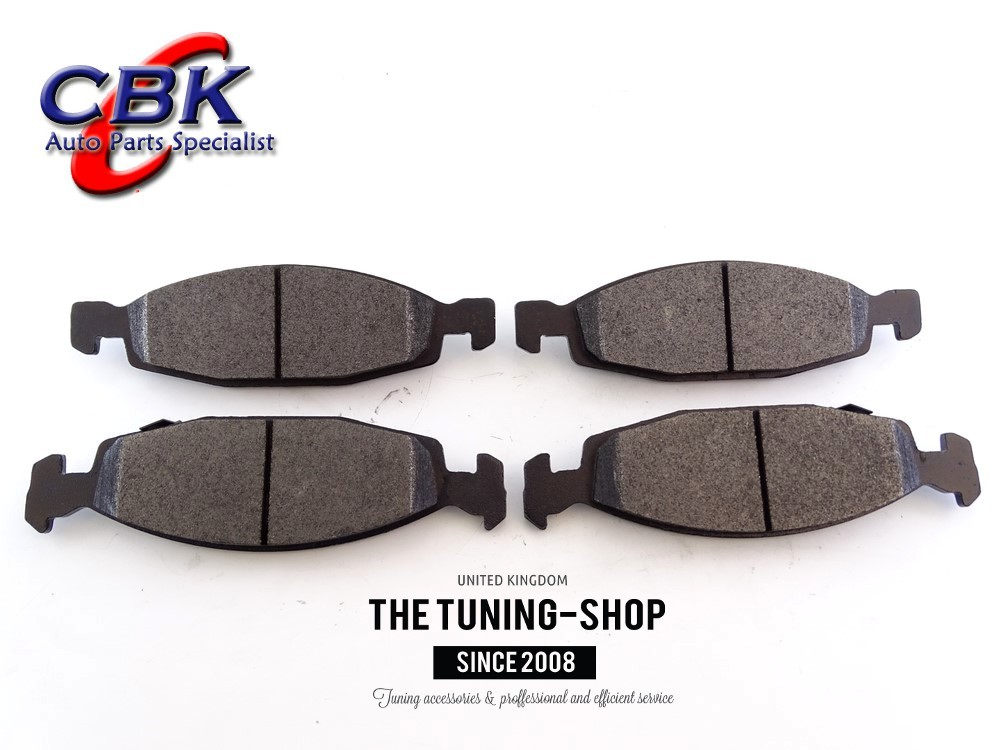 Front Brake Pads Set D790 CBK For Jeep Grand Cheerokee 1999-2002 New