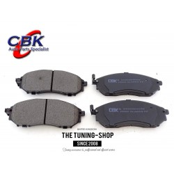 Front Brake Pads D882 CBK For BUICK RAINIER CHEVROLET SSR TRAILBLAZER GMC ENVOY