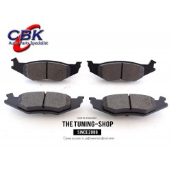 Rear Brake Pads D998 CBK For CHRYSLER PACIFICA 2004-2008
