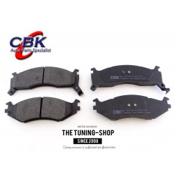 Front Brake Pads D997 CBK For CHRYSLER PACIFICA 2004-2008
