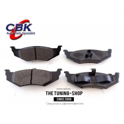 Rear Brake Pads D641 CBK For CHRYSLER CIRRUS SEBRING PT CRUISER NEON