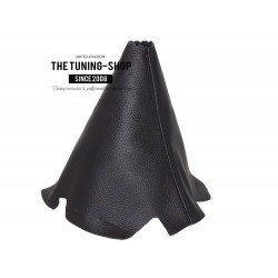 FOR MAZDA 6 02-07 GEAR GAITER SHIFT BOOT BLACK LEATHER NEW