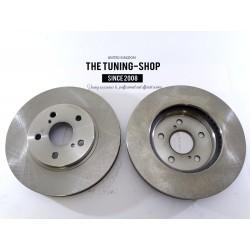2x Brake Disc Rotor Front 31314 JASON For TOYOTA AVALON CAMRY SIENNA SOLARA