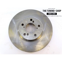Brake Disc Rotor Front 31402A AS TEC For HONDA RIDGELINE	2006-2014
