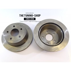 2x Brake Disc Rotor Rear 55038 JASON 56707 For CHEVROLET BLAZER S10 PICKUP