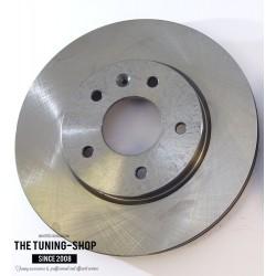 Brake Disc Rotor Front 55135 AS TEC For CADILLAC ESCALADE CHEVROLET BLAZER