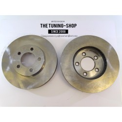 Brake Disc Rotor Front 54016 AS TEC For FORD TAURUS WINDSTAR LINCOLN CONTINENTAL