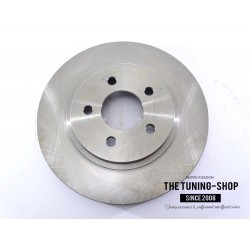 Brake Disc Rotor Rear 54111 AS TEC For FORD F-150 LOBO LINCOLN MARK LT