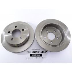 Brake Disc Rotor Rear 5360 JASON For JEEP GRAND CHEROKEE1994-1998