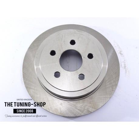 Brake Disc Rotor Rear 5356 JASON 76316 For CHRYSLER 300M CONCORDE INTREPID