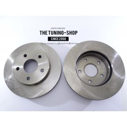 Brake Disc Rotor Front 5118 AS TEC For JEEP GRAND CHEROKEE 1999-2004