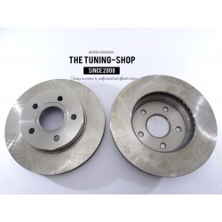Brake Disc Rotor Front 5118 JASON 76793 For JEEP GRAND CHEROKEE 1999-2004