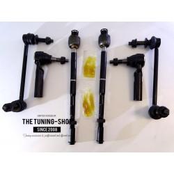 Steering Tie Rod End & Stabilizer link RWD For Chrysler 300 Dodge Challenger Charger Magnum