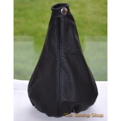 ALFA ROMEO GT 2003-2010 GEAR GAITER SHIFT BOOT BLACK LEATHER