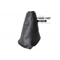 FOR BMW E36 E46 GEAR GAITER LEATHER WITH PLASTIC FRAME