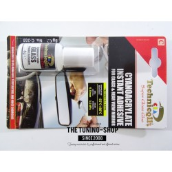 1 x CLEAR ADHESIVE GLUE FOR GLASS & REAR VIEW MIRROR 8g High Quality NEW