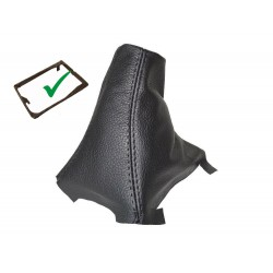 FOR PORSCHE MACAN 2014-2018 AUTOMATIC GEAR GAITER LEATHER