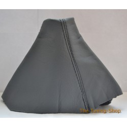 VAUXHALL OPEL ZAFIRA A 2005-2011 GEAR GAITER GREY LEATHER