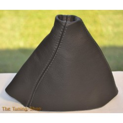 VOLVO S60 2001-2007 GEAR GAITER GREY LEATHER