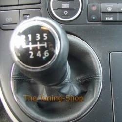 VW T5 MULTIVAN CARAVELLE TRANSPORTER 03-09 GEAR GAITER LEATHER