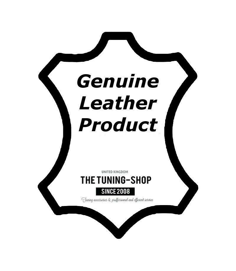 Gear & Handbrake Gaiter For Mazda MK5 MK2 Leather